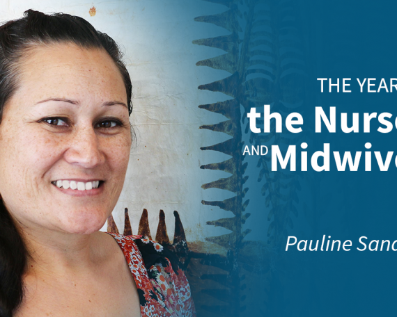 The Year of the Nurses and Midwives.